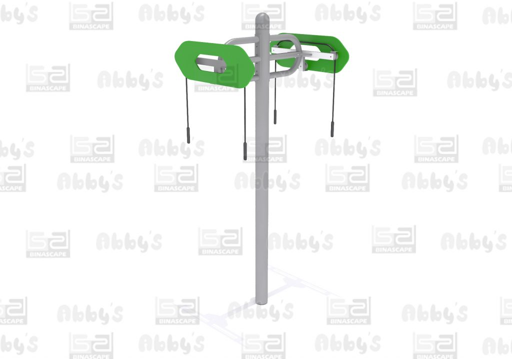 Bs 003GC - PULLY ARM