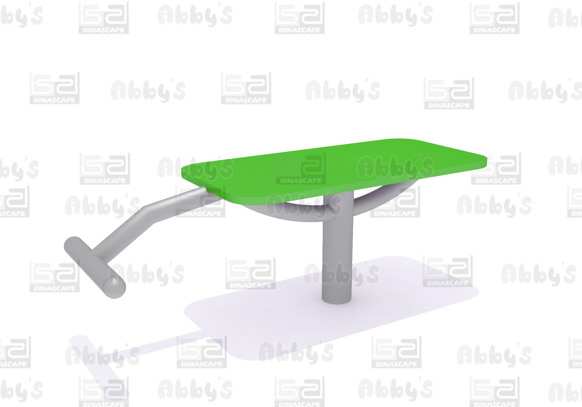 bS 003FC - SIT UP TRAINER