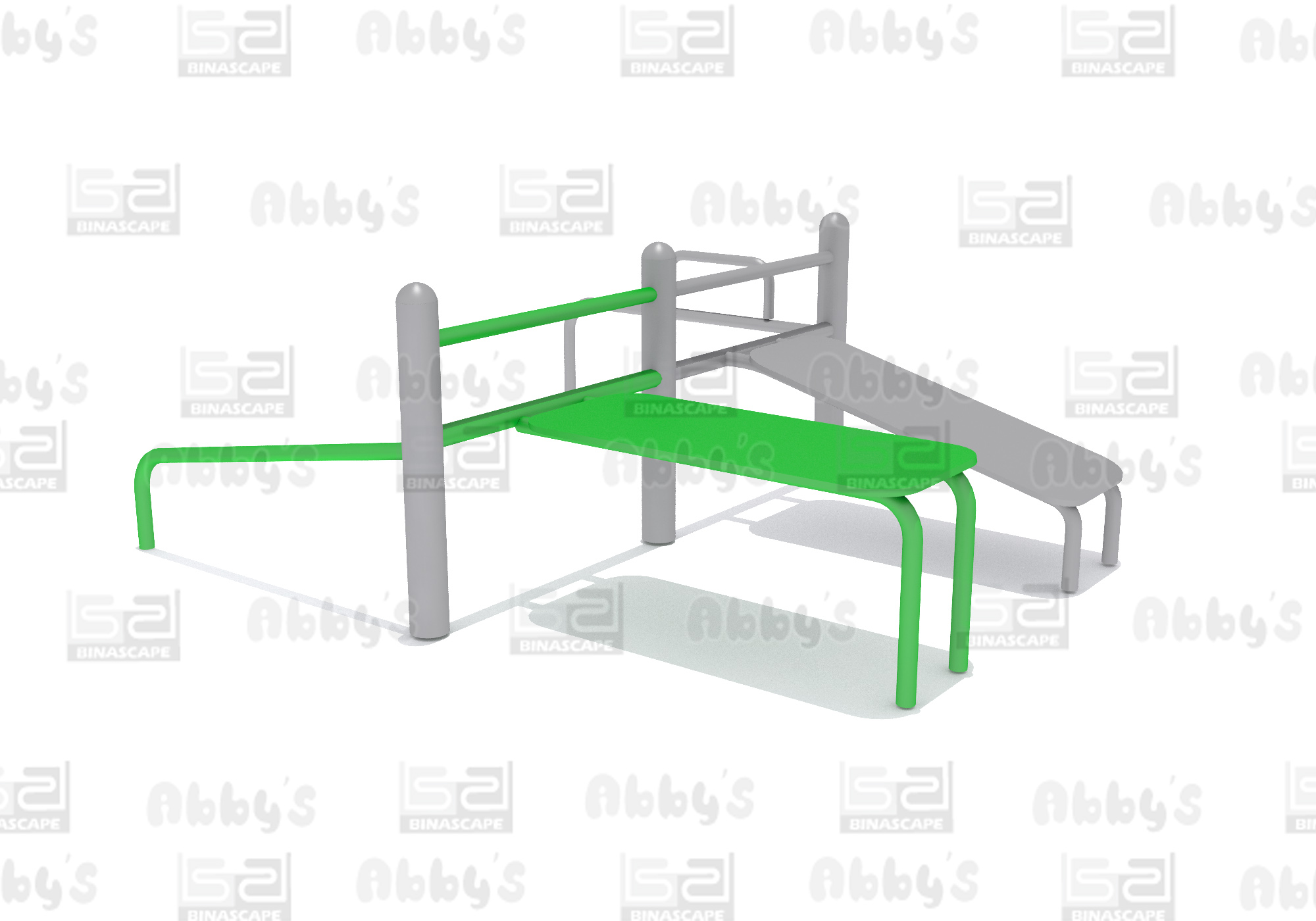 bS 010FC - MULTI BENCH TRAINER