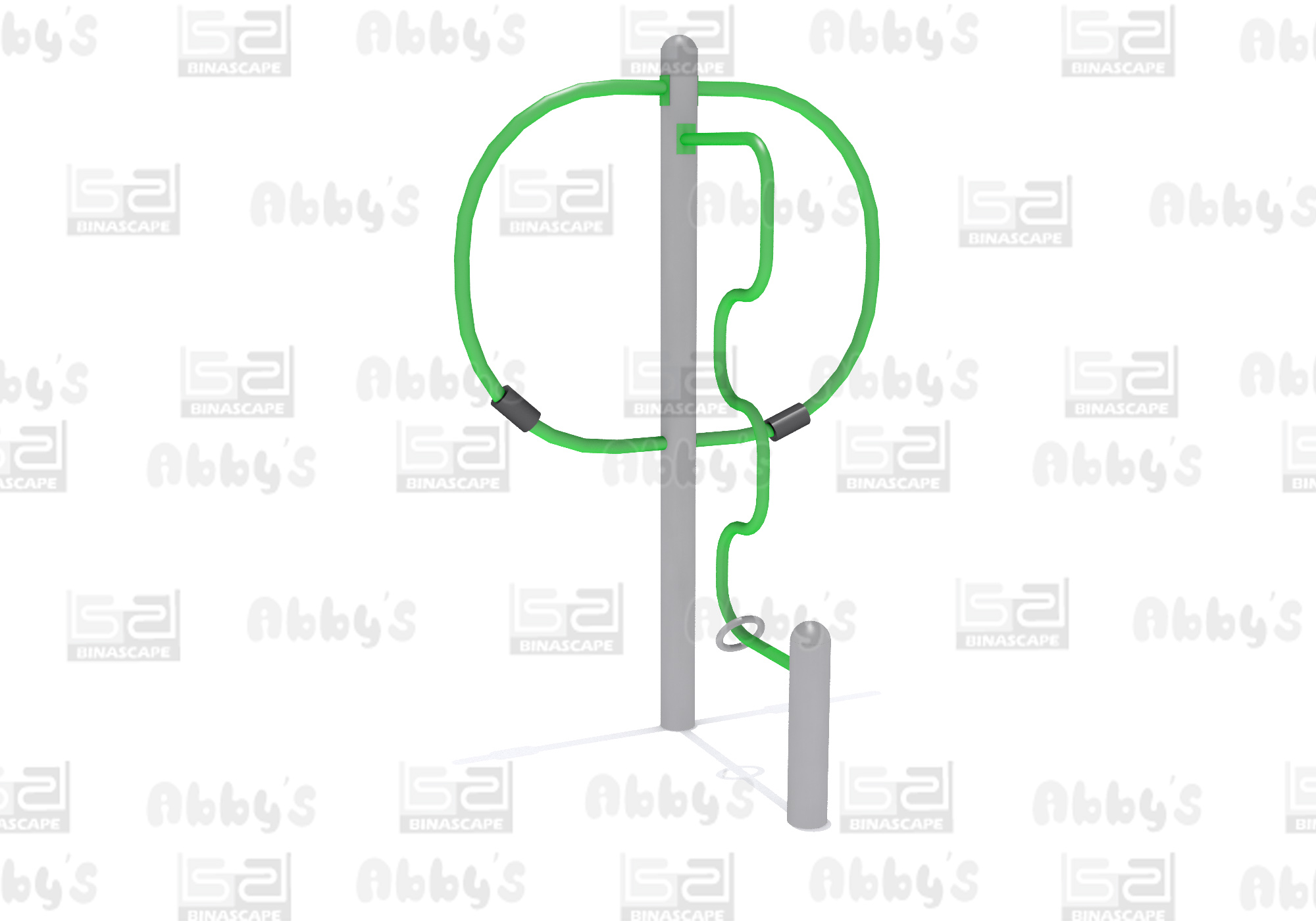 bS 011FC - DOUBLE UPPER ARM