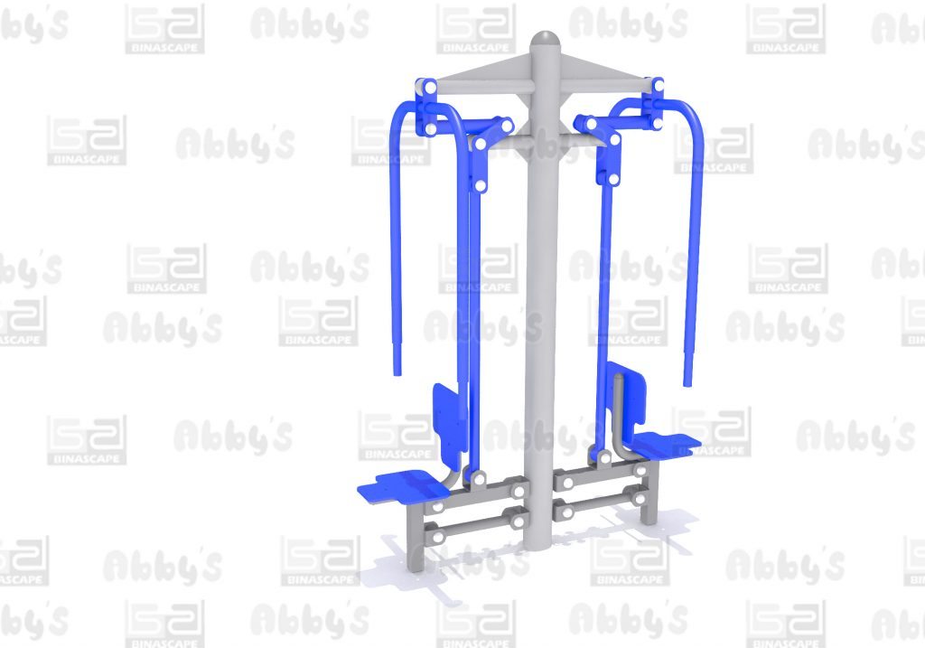 BS 015G CHEST PUMP UP