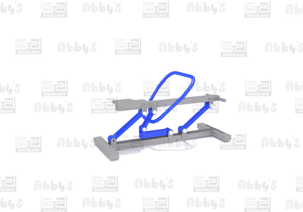 BS009G - ROWING BOAT MACHINE