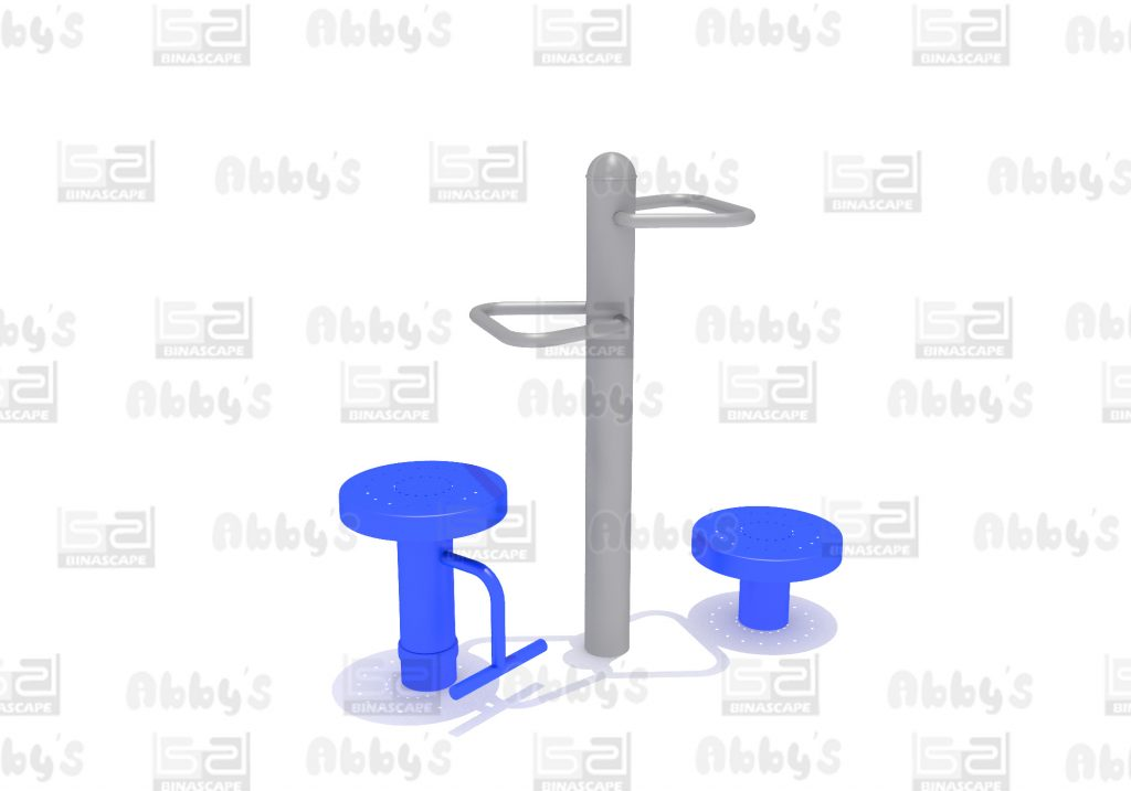 BS023G - TWO SIDED TWIST STATION