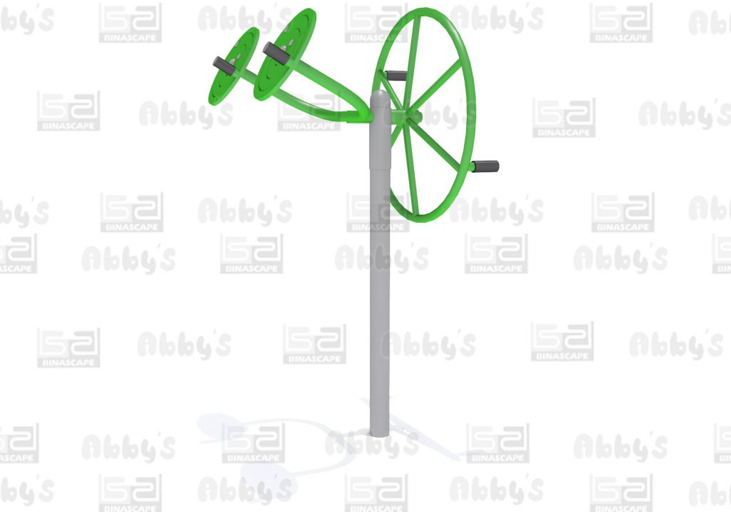 Bs 010GC - WHEELY STEERING