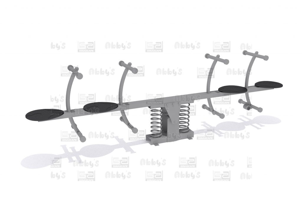 Bs SEESAW RIDER 4 SEATER